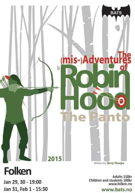 Robin Hood, The Panto